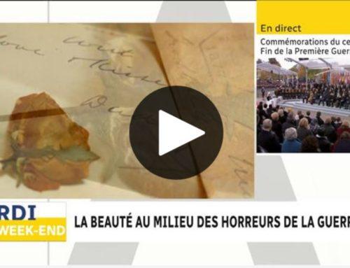 La beauté au milieu des horreurs de la guerre (In French)